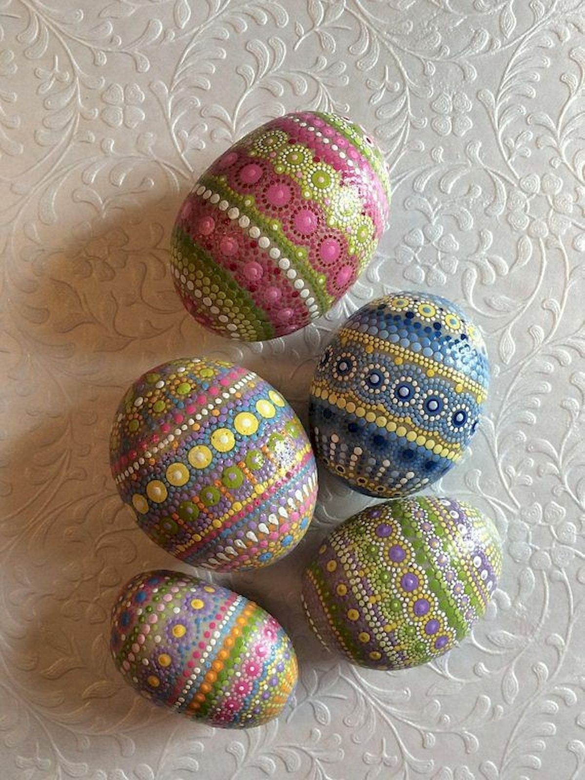 90 Awesome DIY Easter Eggs Ideas (3)