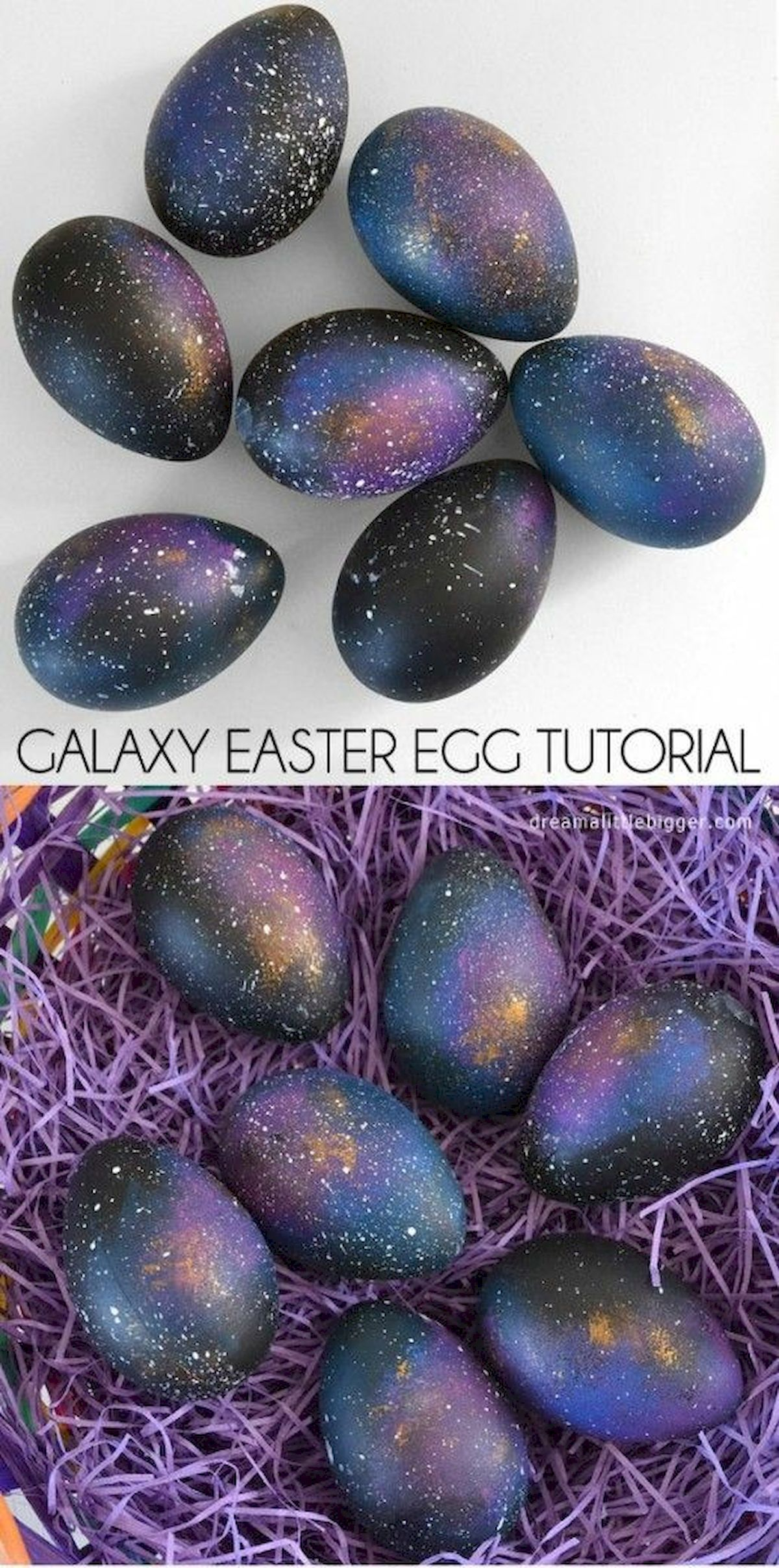 90 Awesome DIY Easter Eggs Ideas (35)