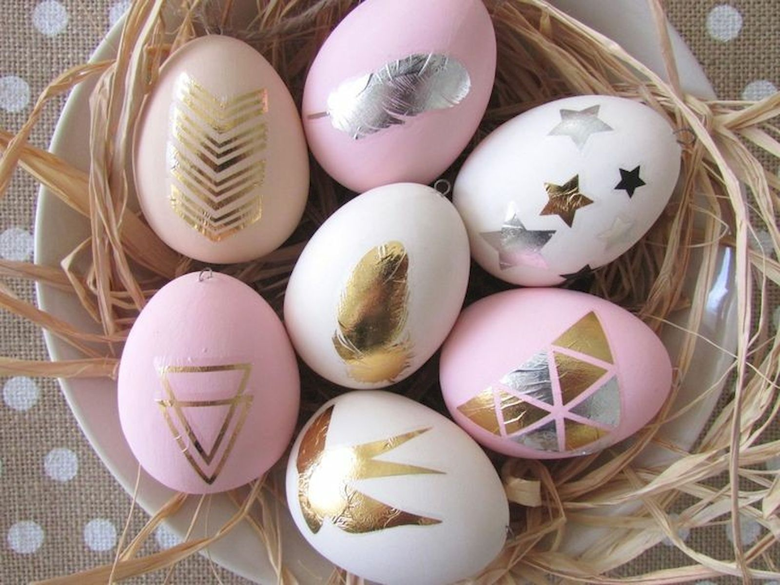90 Awesome DIY Easter Eggs Ideas (4)