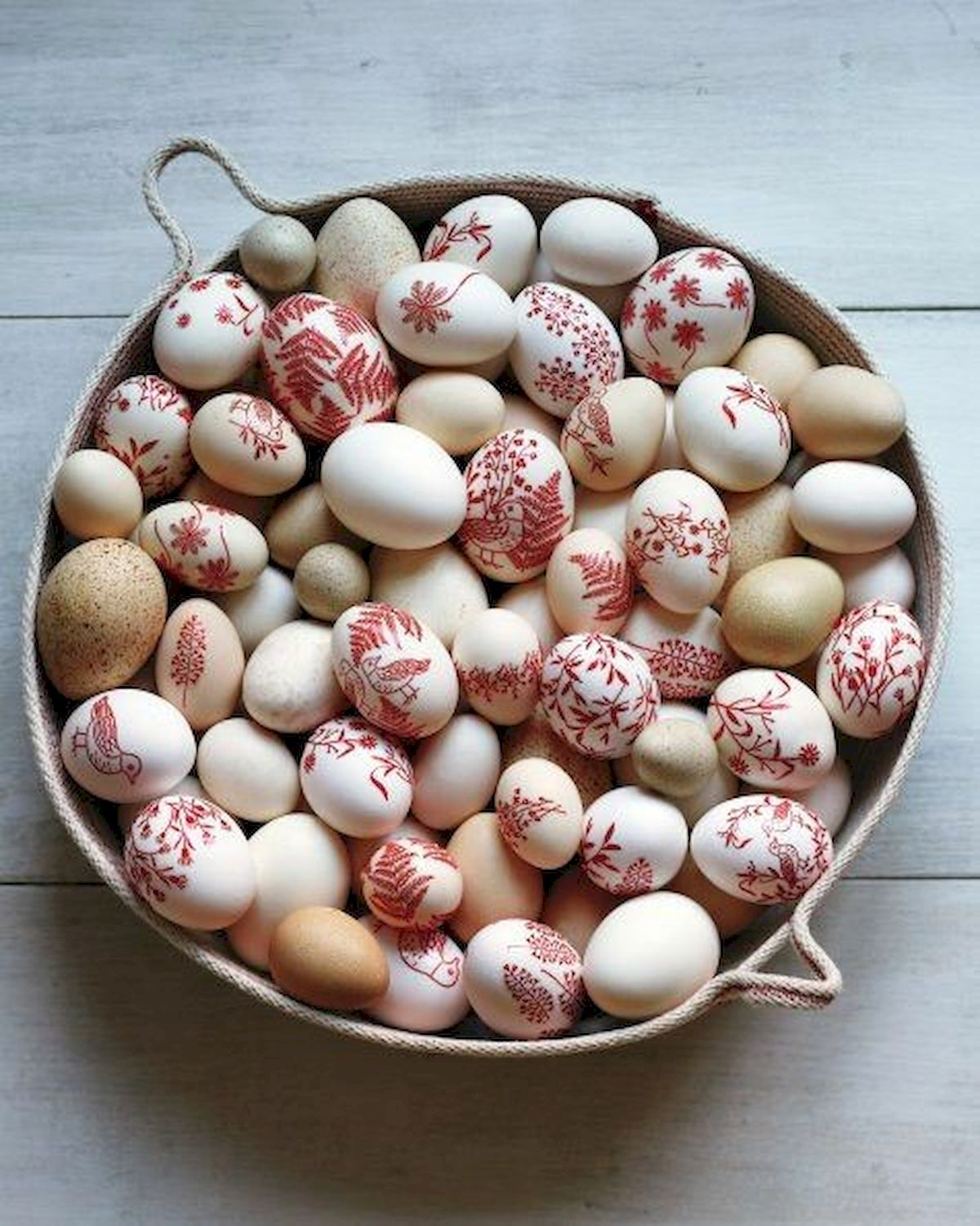 90 Awesome DIY Easter Eggs Ideas (48)
