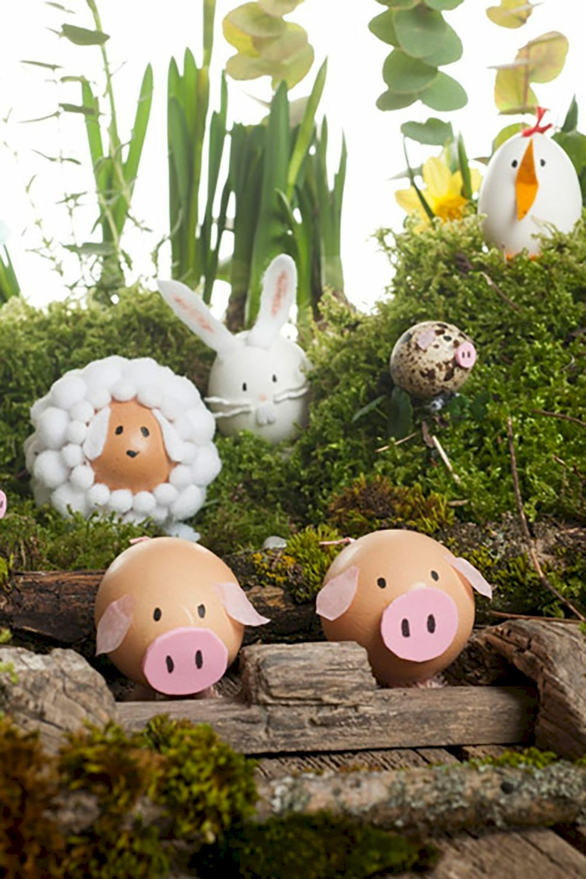 90 Awesome DIY Easter Eggs Ideas (50)