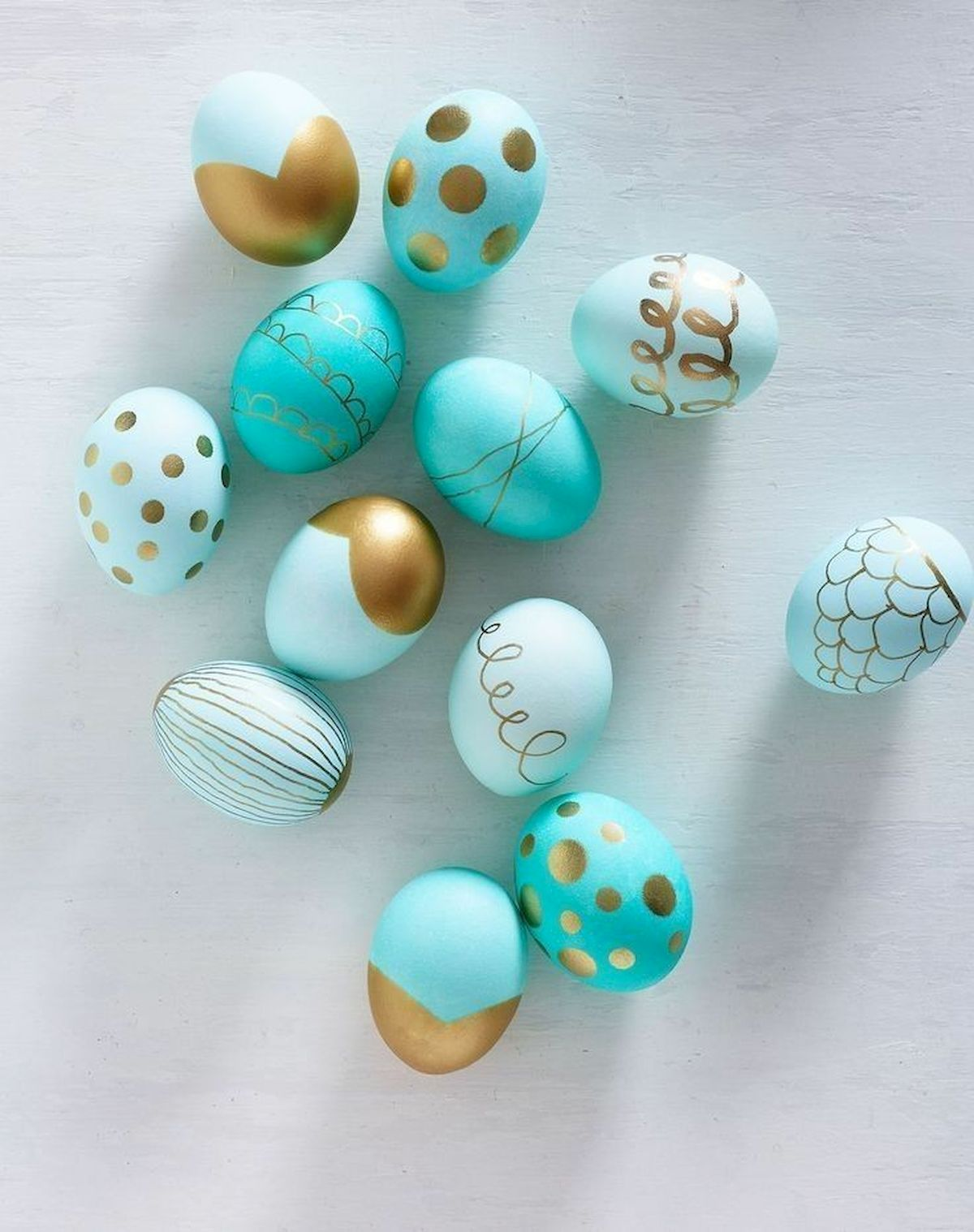 90 Awesome DIY Easter Eggs Ideas (54)