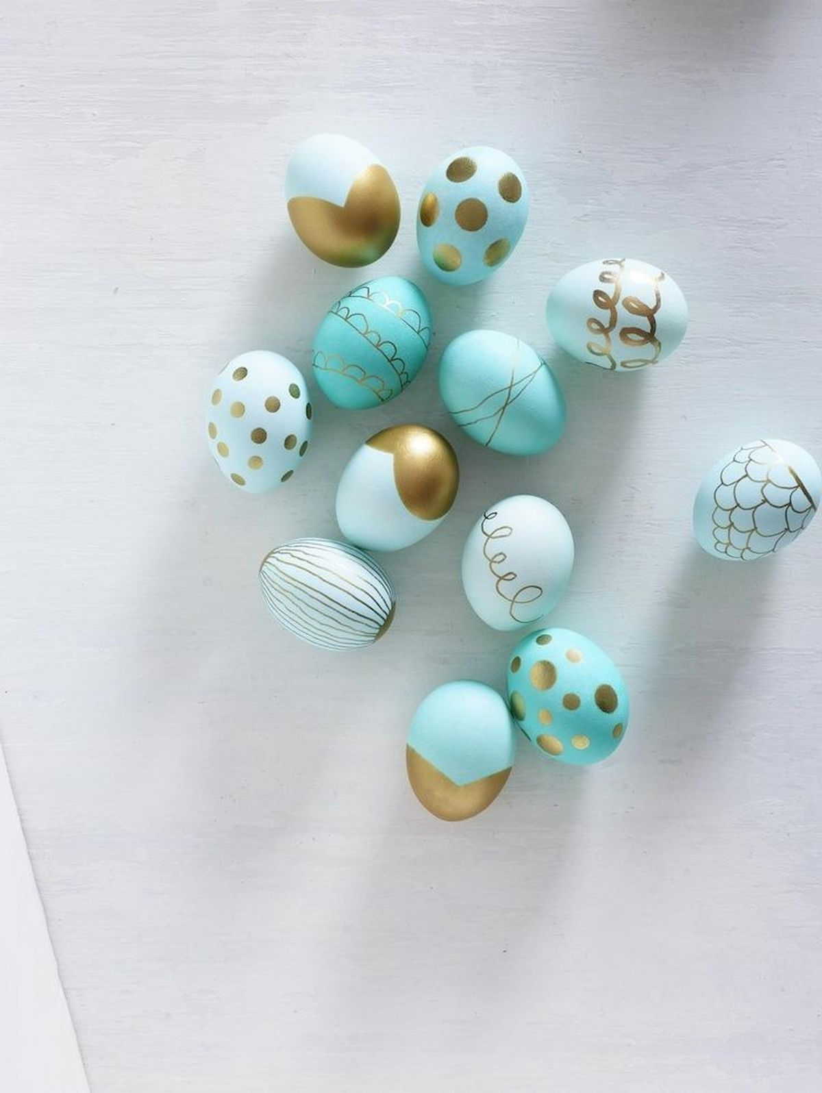 90 Awesome DIY Easter Eggs Ideas (56)