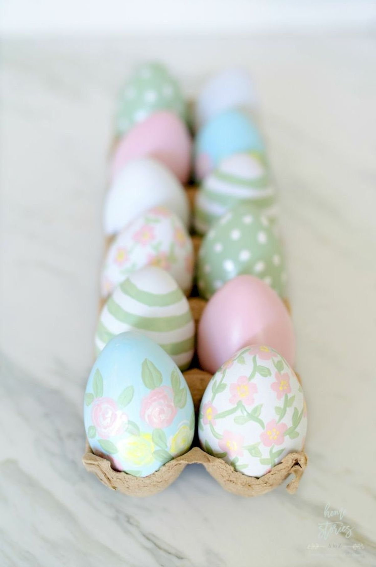 90 Awesome DIY Easter Eggs Ideas (58)