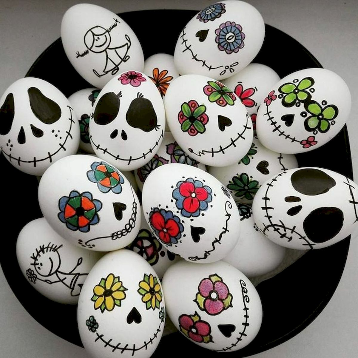 90 Awesome DIY Easter Eggs Ideas (64)