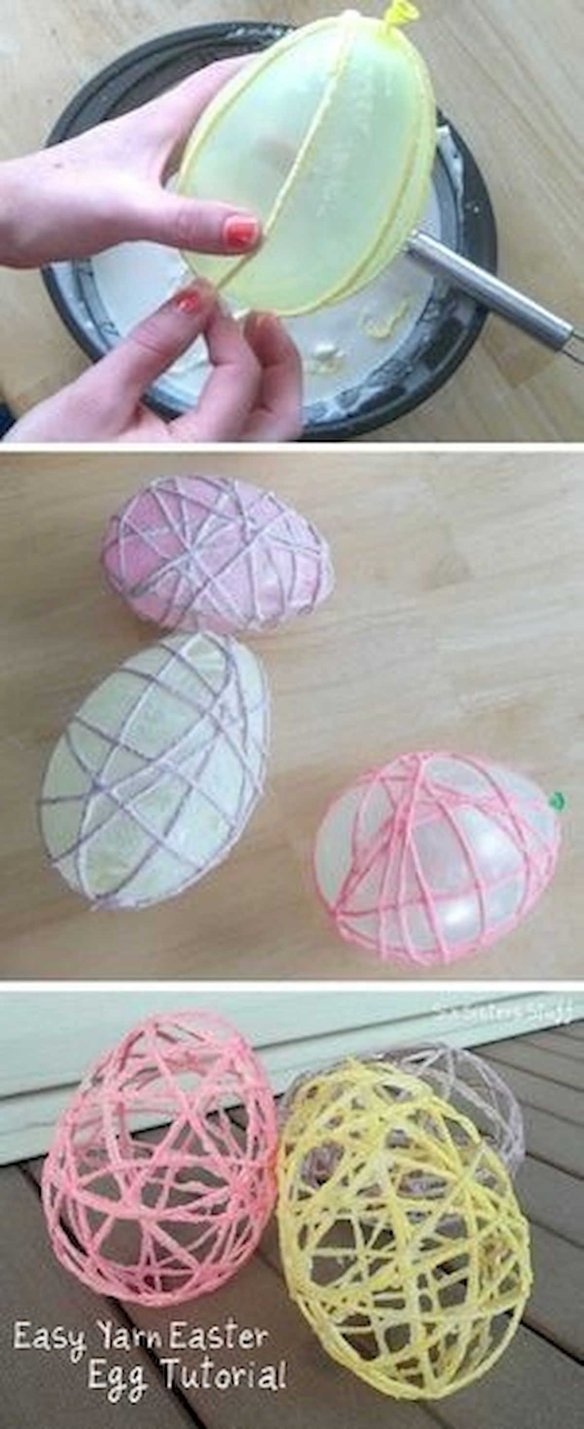 90 Awesome DIY Easter Eggs Ideas (66)