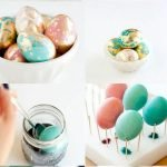 90 Awesome DIY Easter Eggs Ideas (7)