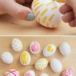90 Awesome DIY Easter Eggs Ideas (71)