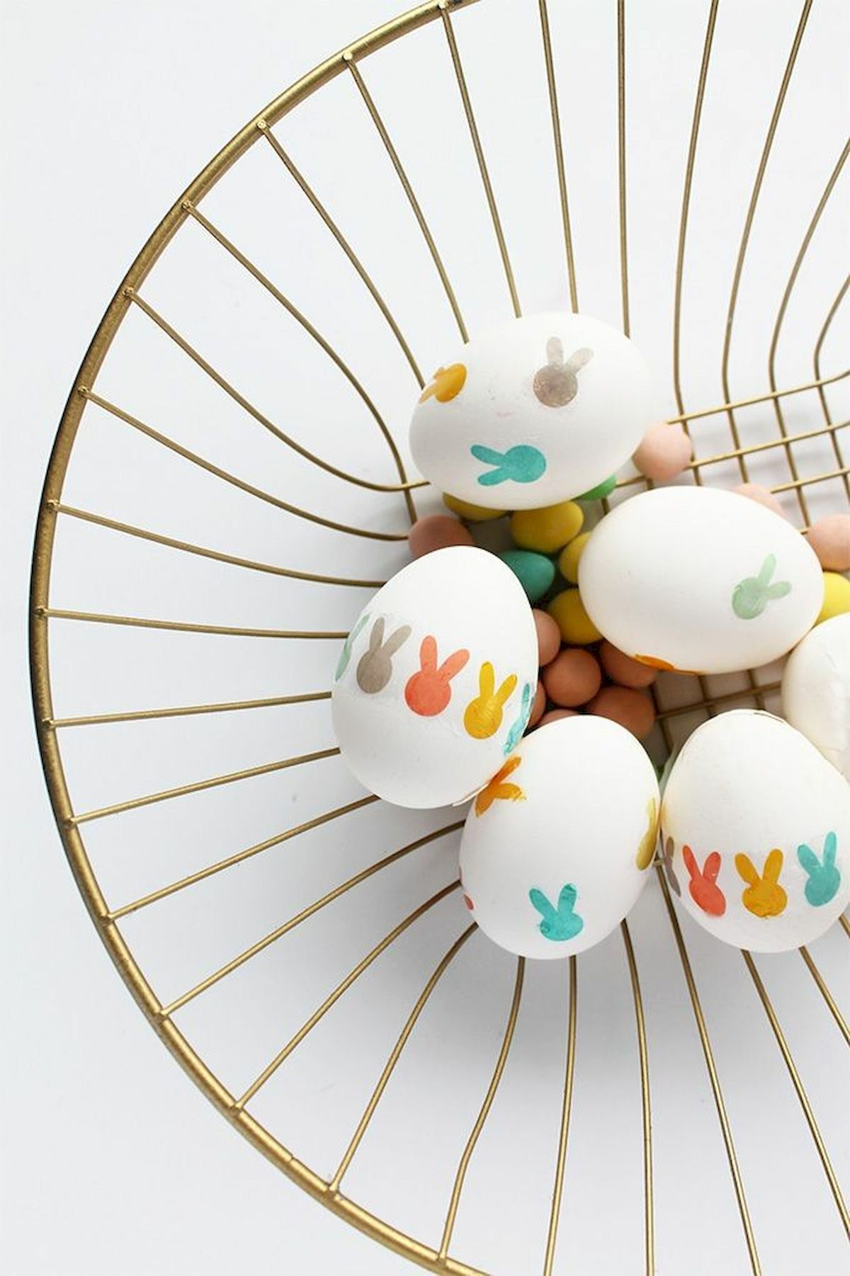 90 Awesome DIY Easter Eggs Ideas (78)