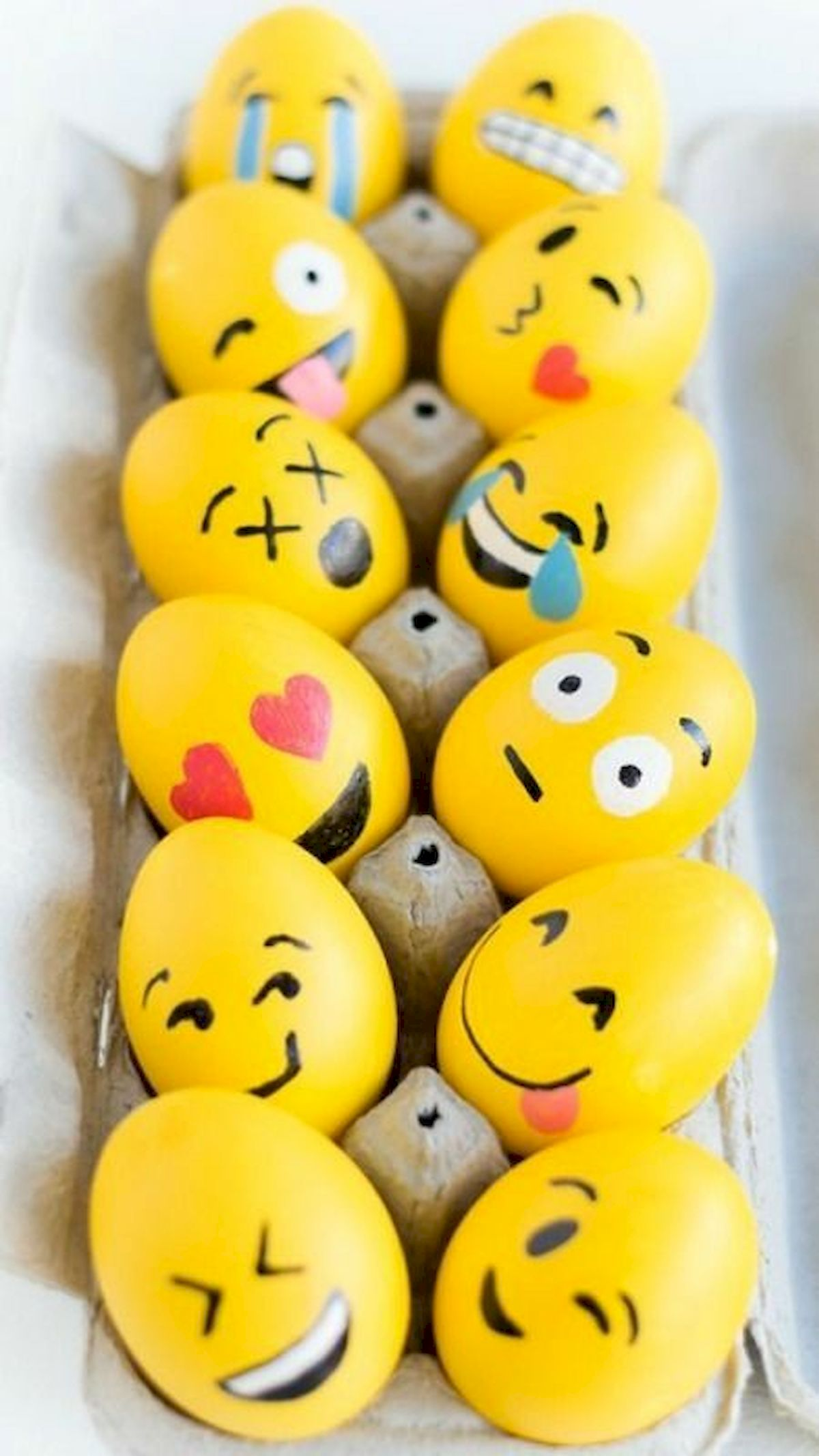 90 Awesome DIY Easter Eggs Ideas (79)