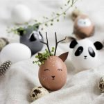 90 Awesome DIY Easter Eggs Ideas (83)