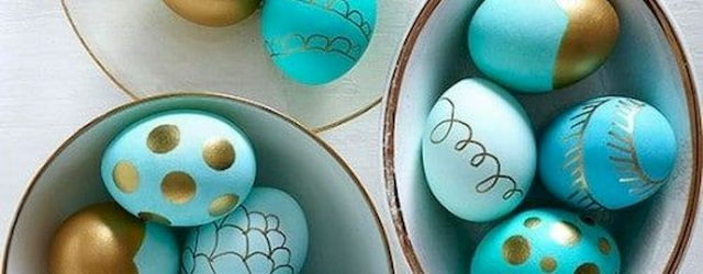 90 Awesome DIY Easter Eggs Ideas (86)
