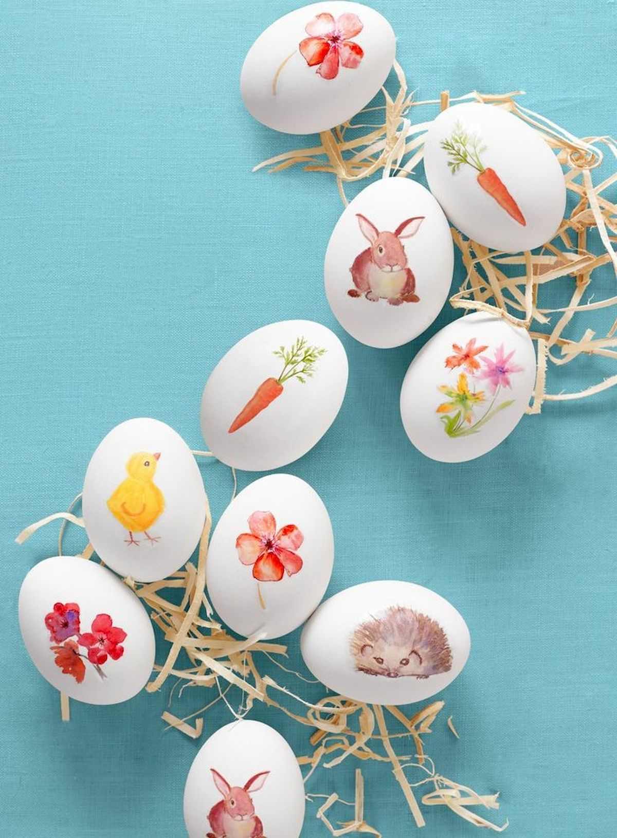 90 Awesome DIY Easter Eggs Ideas (92)