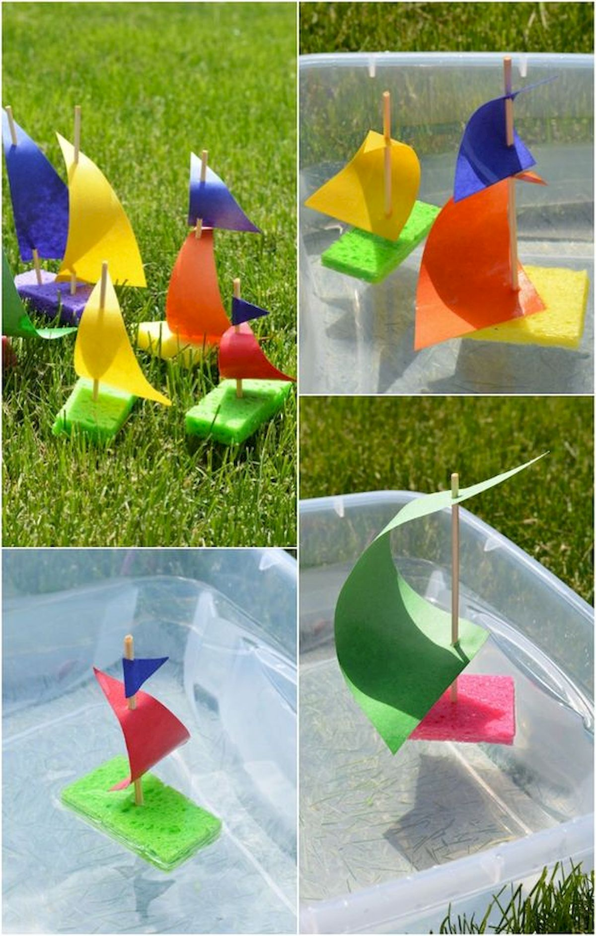 20 Best DIY Craft Kids For Summer (1)
