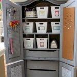 20 Best DIY Furniture Storage Ideas for Crafts (10)
