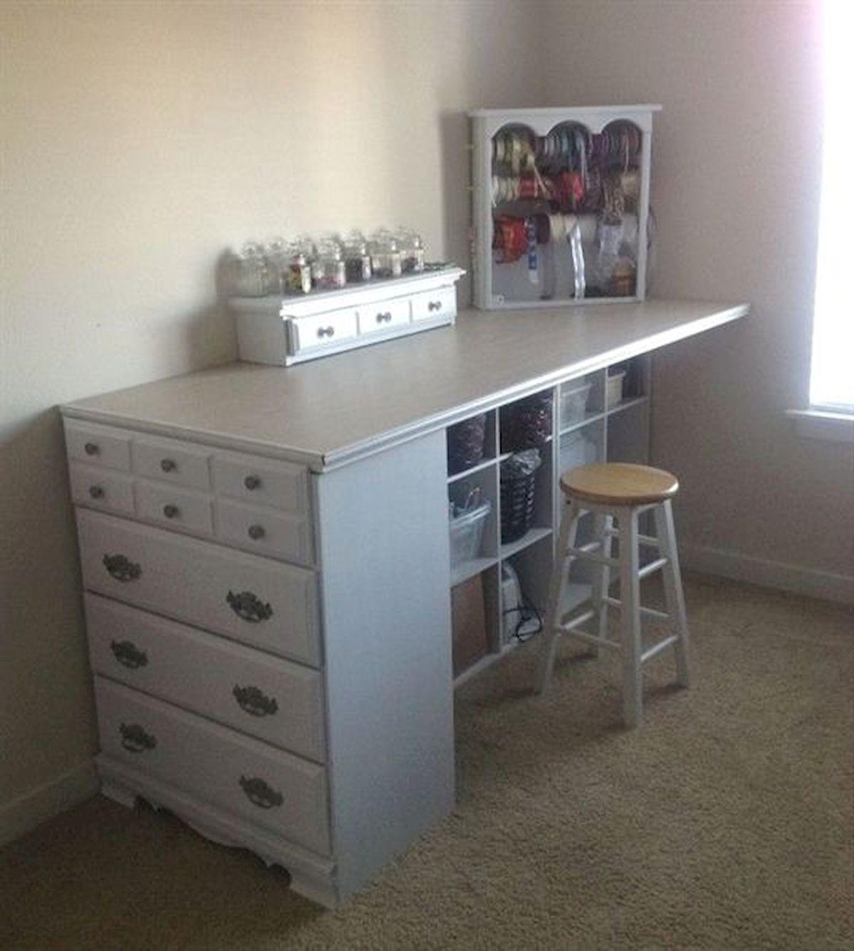 20 Best DIY Furniture Storage Ideas for Crafts (19)