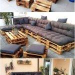 30 Awesome DIY Patio Furniture Ideas (10)