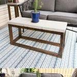 30 Awesome DIY Patio Furniture Ideas (2)
