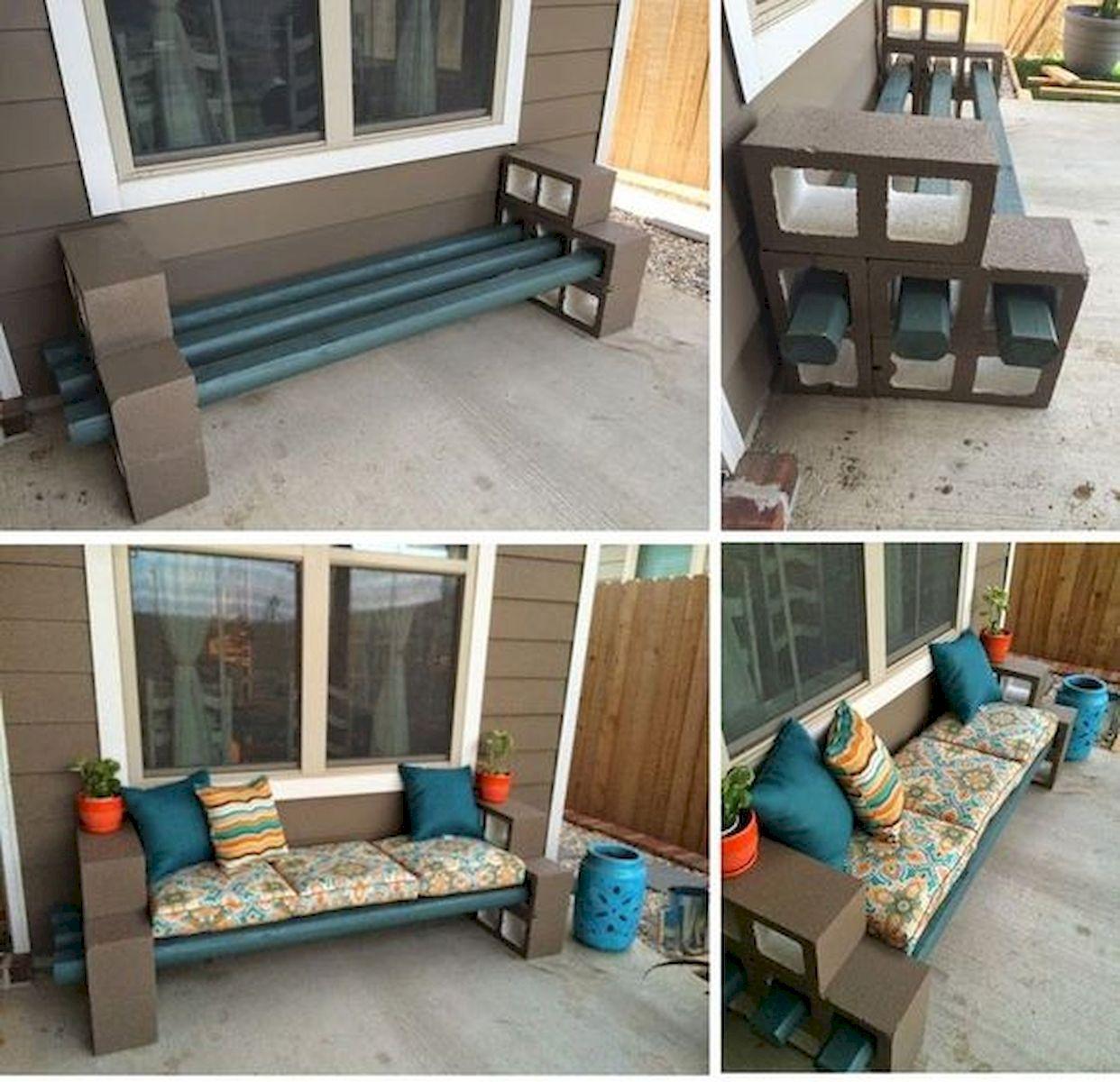 30 Awesome DIY Patio Furniture Ideas (3)