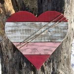 30 Awesome Wood Hearts DIY Ideas (16)