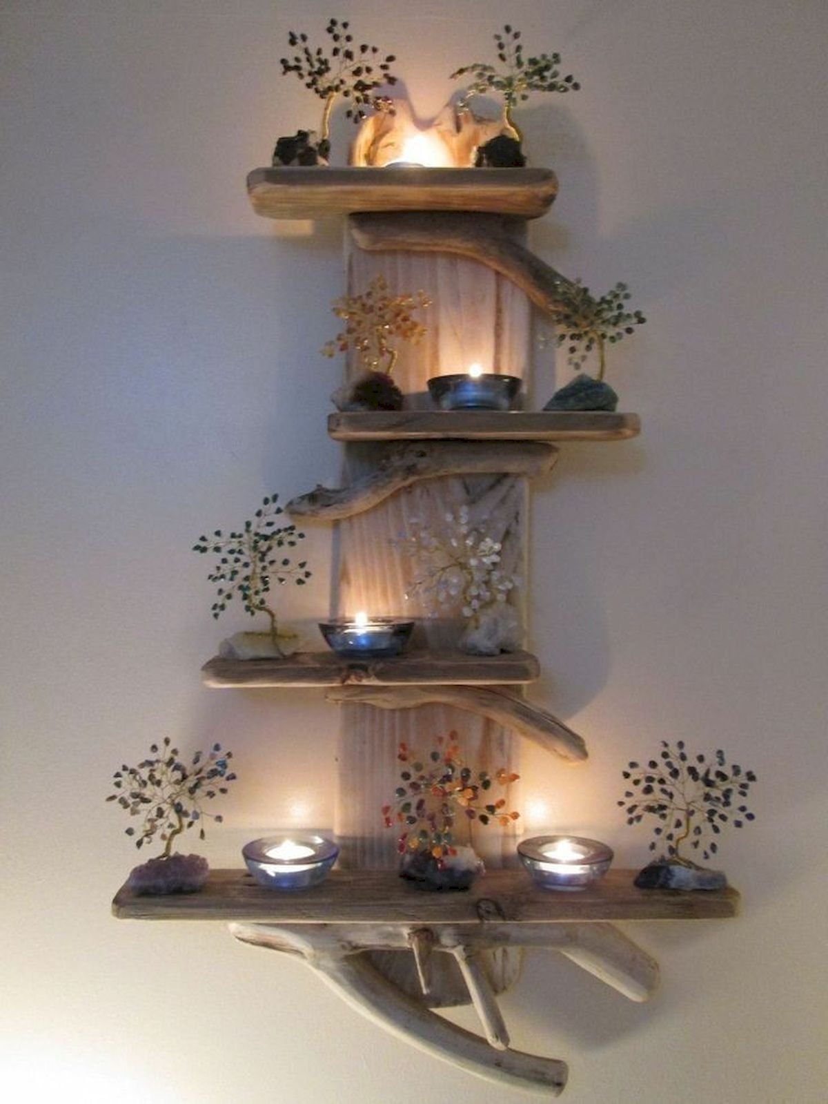 33 Awesome DIY Crafts Ideas for Interior Home Wall (2)