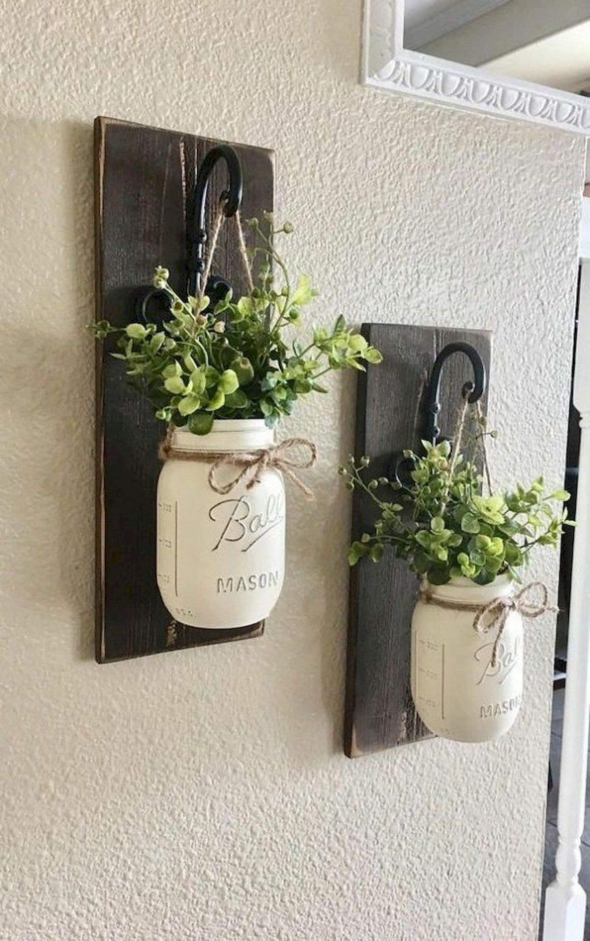 33 Awesome DIY Crafts Ideas for Interior Home Wall (20)