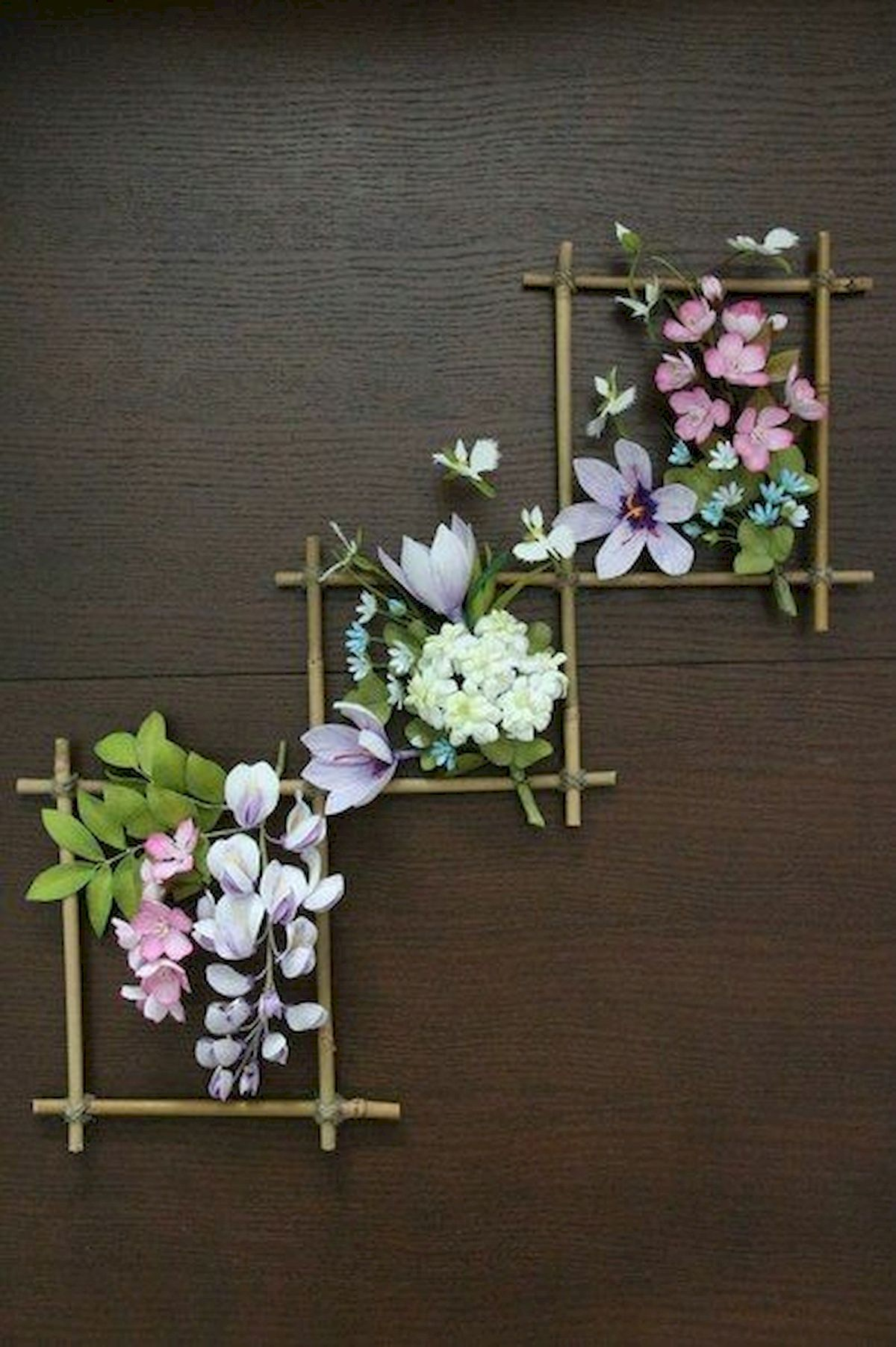 33 Awesome DIY Crafts Ideas for Interior Home Wall (26)