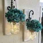 33 Awesome DIY Crafts Ideas for Interior Home Wall (28)