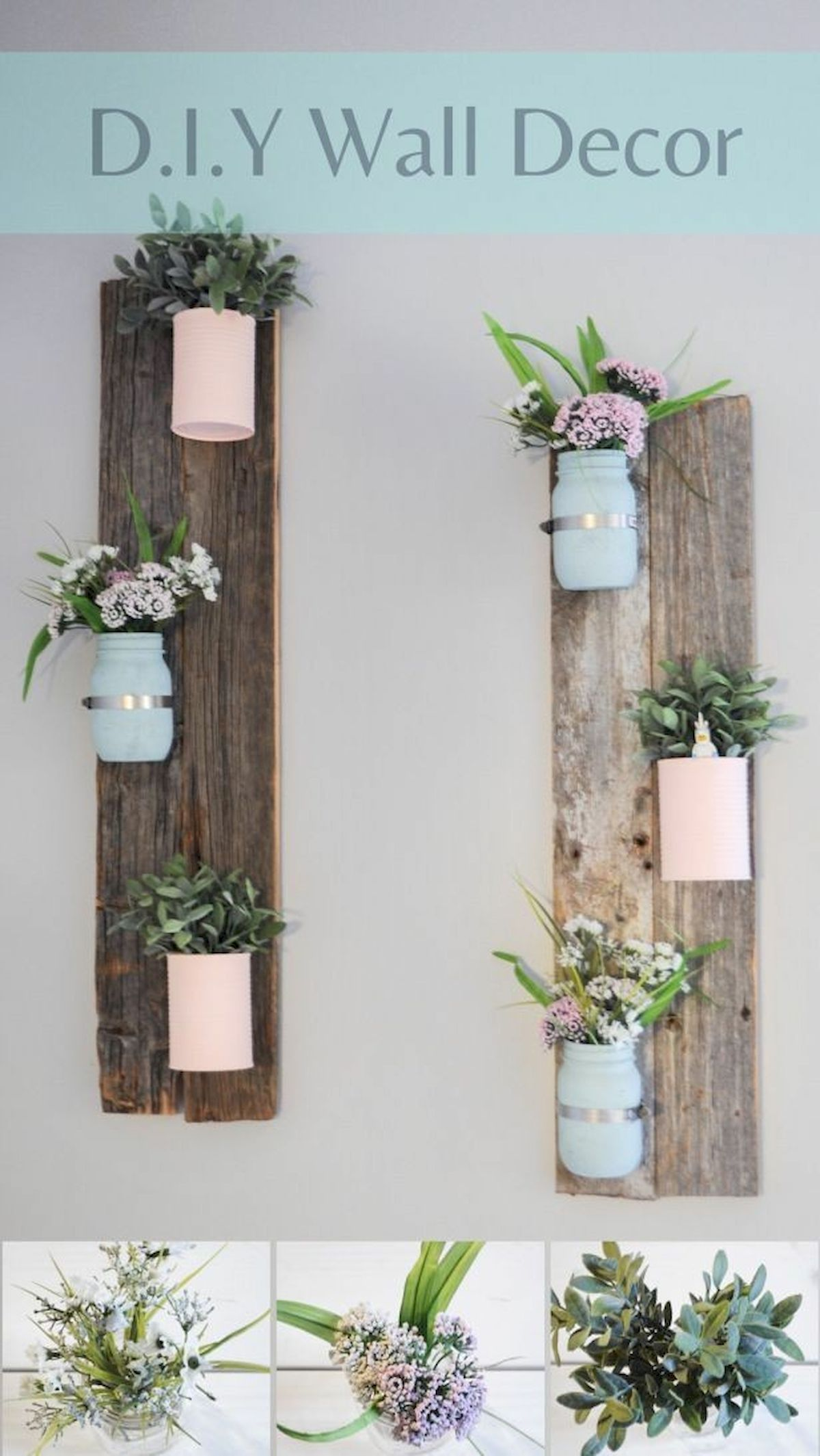 33 Awesome DIY Crafts Ideas for Interior Home Wall (31)