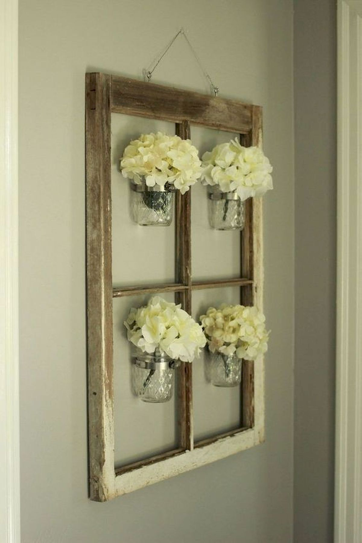 33 Awesome DIY Crafts Ideas for Interior Home Wall (9)