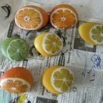 40 Awesome DIY Painted Rocks Fruits Ideas (41)