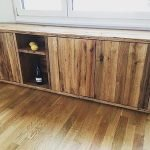 50 Amazing DIY Pallet Kitchen Cabinets Design Ideas (1)