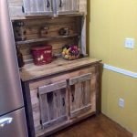 50 Amazing DIY Pallet Kitchen Cabinets Design Ideas (10)