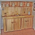 50 Amazing DIY Pallet Kitchen Cabinets Design Ideas (14)