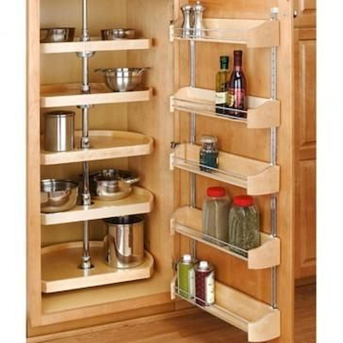 50 Amazing DIY Pallet Kitchen Cabinets Design Ideas (2)