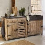50 Amazing DIY Pallet Kitchen Cabinets Design Ideas (29)