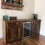 50 Amazing DIY Pallet Kitchen Cabinets Design Ideas (46)