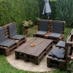 50 Amazing DIY Projects Outdoor Furniture Design Ideas (28)
