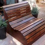 50 Amazing DIY Projects Outdoor Furniture Design Ideas (3)