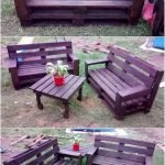 50 Amazing DIY Projects Outdoor Furniture Design Ideas (36)