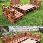 50 Amazing DIY Projects Outdoor Furniture Design Ideas (6)