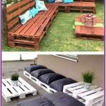 50 Amazing DIY Projects Outdoor Furniture Design Ideas (7)
