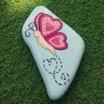 55 Cute DIY Painted Rocks Animals Butterfly Ideas (1)