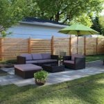 60 Awesome DIY Backyard Privacy Design and Decor Ideas (17)