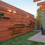 60 Awesome DIY Backyard Privacy Design and Decor Ideas (4)