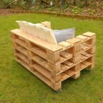 60 Awesome DIY Pallet Garden Bench and Storage Design Ideas (14)