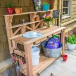 60 Awesome DIY Pallet Garden Bench and Storage Design Ideas (27)