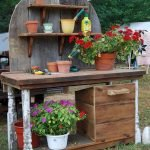 60 Awesome DIY Pallet Garden Bench and Storage Design Ideas (3)