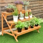60 Awesome DIY Pallet Garden Bench and Storage Design Ideas (36)