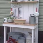 60 Awesome DIY Pallet Garden Bench and Storage Design Ideas (43)